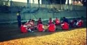 وفاة شاب بلع لسانه أثناء لعبه كرة قدم في رام الله