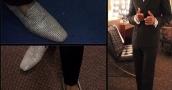 أغلى حذاء في العالم لـ«نيك كانون» الماسي بمليوني دولار