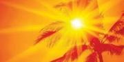 موجة حارة متدحرجة أقوى من سابقتها تضرب فلسطين الاسبوع القادم ...