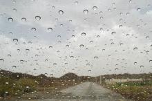 هل ستتأثر فلسطين الاسبوع القادم بأول منخفضات الموسم المطري؟؟