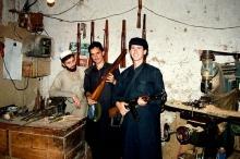 «دارا آدم خيل» قرية لصناعة الأسلحة غير المشروعة
