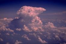امطار محلية اليوم وغدا فوق بعض المناطق بمشيئة الله