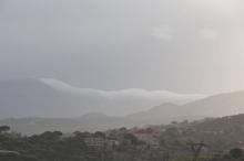 بالصور : الثلوج تكسو قمم جبل المكمل في لبنان بعد ...