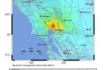 أقوى زلزال منذ عقود طويلة يضرب ولاية كاليفورنيا الأمريكية