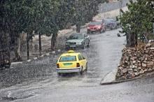 طقس فلسطين يتوقع عودة الامطار الأسبوع القادم