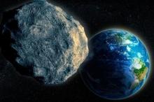 كويكب ضخم يقترب من كوكب الأرض اليوم