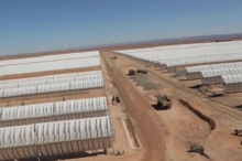المغرب يستعد لتدشين محطة للطاقة الشمسية تخدم مليون شخص