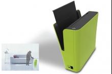 سامسونج تكشف النقاب عن مفهوم جديد لتصميم الطابعات