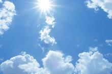 مرتفع جوي يؤثر على البلاد مطلع الاسبوع القادم