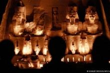 الأعجوبة الفلكية التي تتكرر مرتين سنويا في مصر