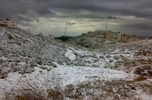 خط الثلج الأبيض الحاسم !