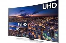 تلفزيون (UHD)من سامسونج ... وأصبح للواقع شكل آخر