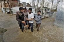 الفيضانات تدفن عشرة أشخاص أثناء نومهم في الهند