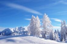 فصل الشتاء يبدأ الإثنين القادم