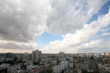 زخات محلية من الامطار اليومين القادمين ومرتفع جوي ورياح شرقية ...