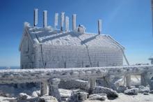 بالصور... جبل واشنطن موقع أسوأ طقس في العالم
