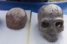 اكتشاف جمجمة للانسان الاول في الجليل يسلط الضوء على فجر ...