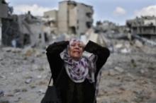 """غزة : """"ام محمد"""" .. طلّقها زوجها منذ 22 عاماً ..."""
