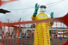 """سيراليون بأسرها تحت """"الحجر الصحي"""" خشية فيروس إيبولا الفتاك"""