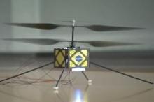ابتكار مروحية صغيرة لاستكشاف المريخ
