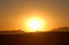 """منخفض طبرس الحراري الساخن يقترب من البلاد .. وينفث """"لهيبه"""" ..."""