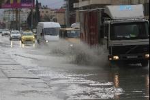 منخفض جوي سريع يؤثر على البلاد الإثنين