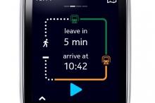 خرائط HERE لسامسونج: خرائط حديثة لساعة سامسونج Gear S الجديدة
