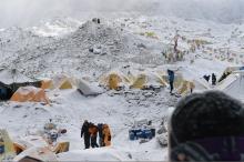 زلزال ثان بقوة 6.7 يهز نيبال والهند