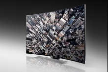 تلفزيون HU9000 المنحني من ساسمونج ... الأول في ...