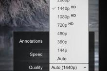موقع يوتيوب يبدأ بعرض جودة 5K