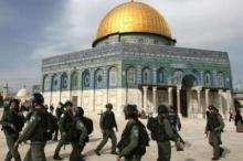 لأول مرة في التاريخ : المسجد الأقصى مُغلق حتى إشعار ...