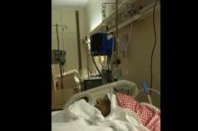 بالفيديو.. مقطع ستعيده أكثر من مرة.. مُسن سعودي في غيبوبة ...