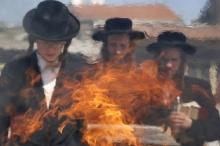 مستوطنون إسرائيليون يحرقون كنيسة في القدس