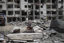 منظمة دولية : إعادة إعمار غزة ستستغرق 20 عاما
