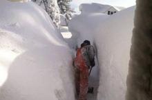 بعد مترين من الثلوج،درجة الحرارة سترتفع الى 16 سْ...ماذا سيحلّ ...