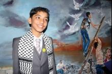 حي الشجاعية يحتضن بيكاسو فلسطين الصغير
