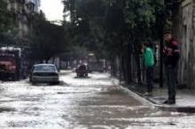 الأمطار التي هطلت على قطاع غزة 4.74 مليون متر مكعب