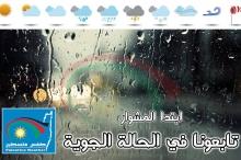 طقس فلسطين يصدر النشرة الجوية الشهرية لشهر تشرين الثاني/ نوفمبر ...