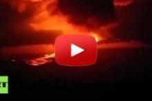 بالفيديو : بعد 33 سنة من الخمول.. بركان وولف الإكوادوري ...