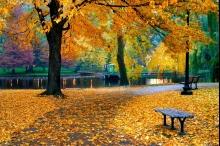 فصل الخريف يبدأ الثلاثاء القادم
