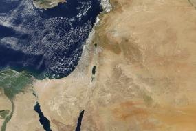 الأقمار الصناعية ترصد غيوماً متفرقة هذا اليوم | 19/7/2014