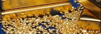 الذهب يتراجع بعد صدور بيانات اقتصادية أمريكية قوية