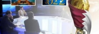 """استديو للبث التلفزيوني """"تحت الماء"""" في مونديال قطر"""