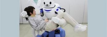 """روبوت على شكل """"دب"""" لمساعدة المعاقين"""