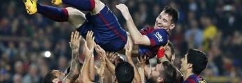 أفضل مباراة للبرسا منذ زمن طويل الدروي الإسباني: برشلونة يسحق إشبيلية. ...