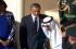 """الملك السعودي يترك مراسم استقبال أوباما في المطار لأداء """"صلاة العصر"""""""