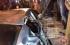 اصابة 5 شبان محتفلين بارتطام سيارة بشاحنة في الخليل