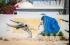 قرية الرياض في تونس تلبس زي جداريّات الجرافيتي