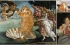 للفنانة الروسية سفيتلانا بيتروفا لوحات بطلها قط سمين في كلاسيكيات شهيرة