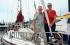 زارا خلالها 51 بلداً حول العالم زوجان توجها لرحلة بحرية...فعادا بعد 16 عاماً